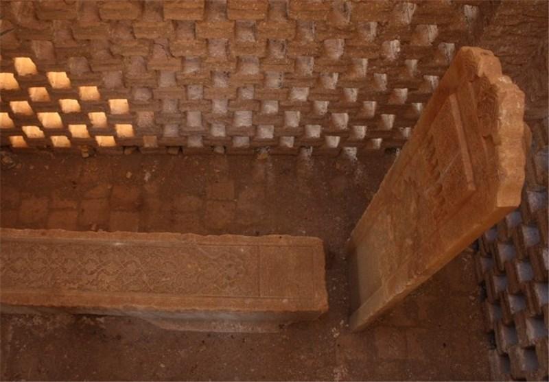 1186 مقبره امیر اویس