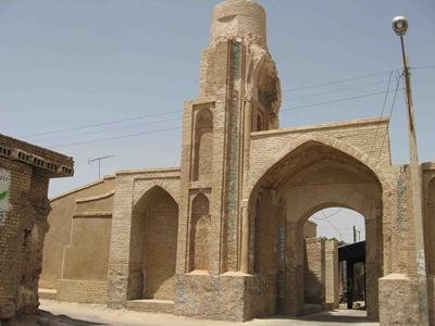 مسجد امام حسن مجتبی (ع) اردستان