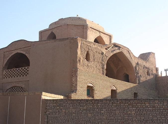 مسجد خسرو اردستان