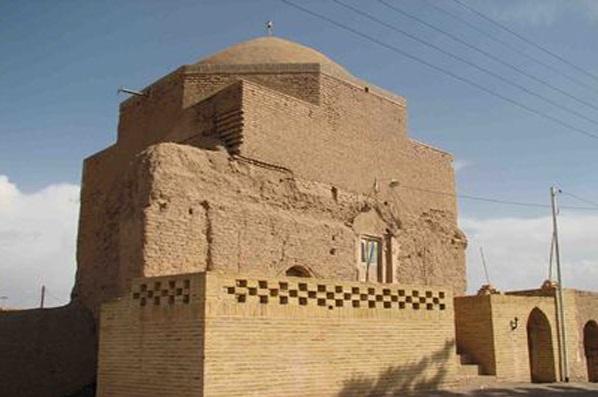 مسجد دربند اردستان