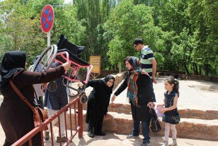 1210 «گردشگری برای همه» فرصتی برای بهره مندی معلولان از گردشگری