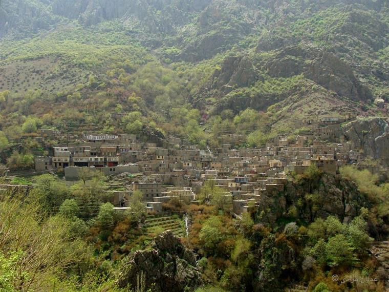 روستای داريان