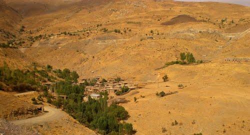 روستای هبكی سنقر