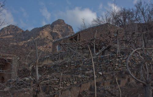 روستای بلو