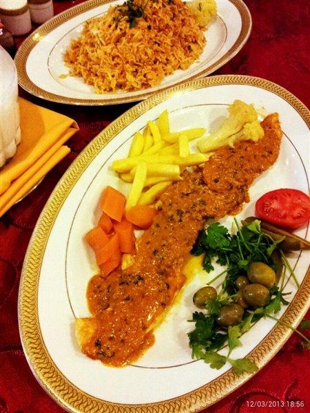 رستوران زیتون تهران
