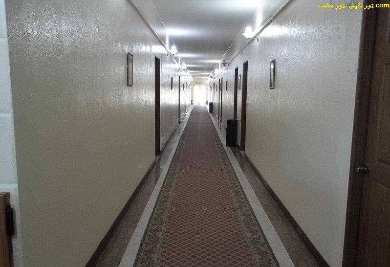 858 هتل فرشتگان کیش