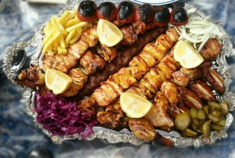 9 رستوران سنتی افالینا تهران