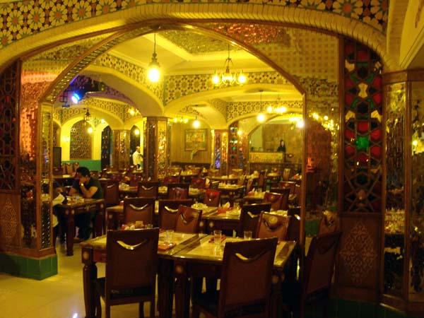 رستوران پوریای کیش