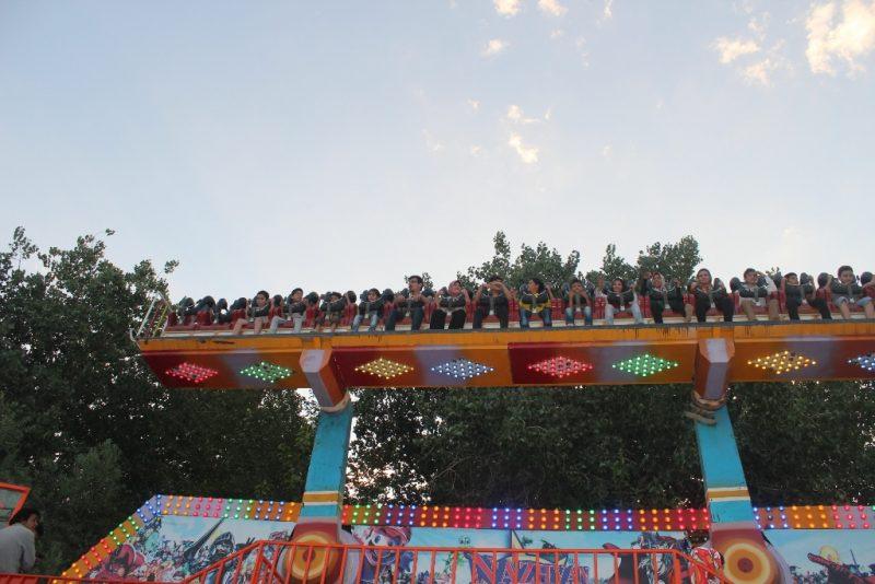 شهر بازی ناژوان از جاهای دیدنی اصفهان جاهای دیدنی اصفهان (100 جاذبه گردشگری اصفهان)