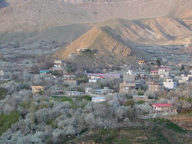 روستای کندر منوجان