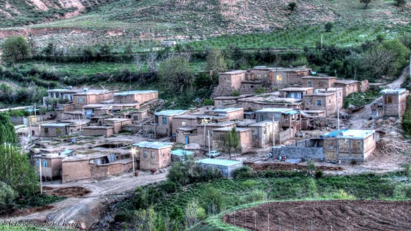 روستای كلكان نسار