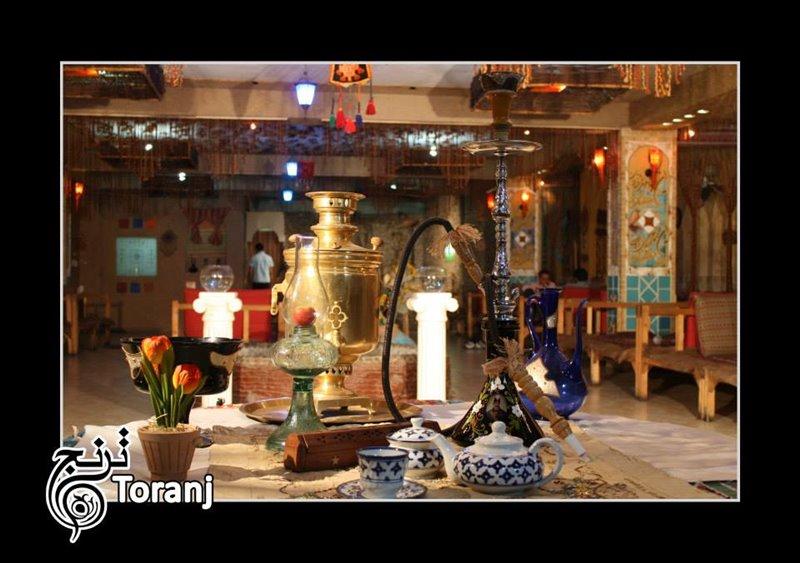 سفره خانه سنتی ترنج مشهد