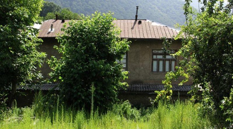 روستای زرین گل