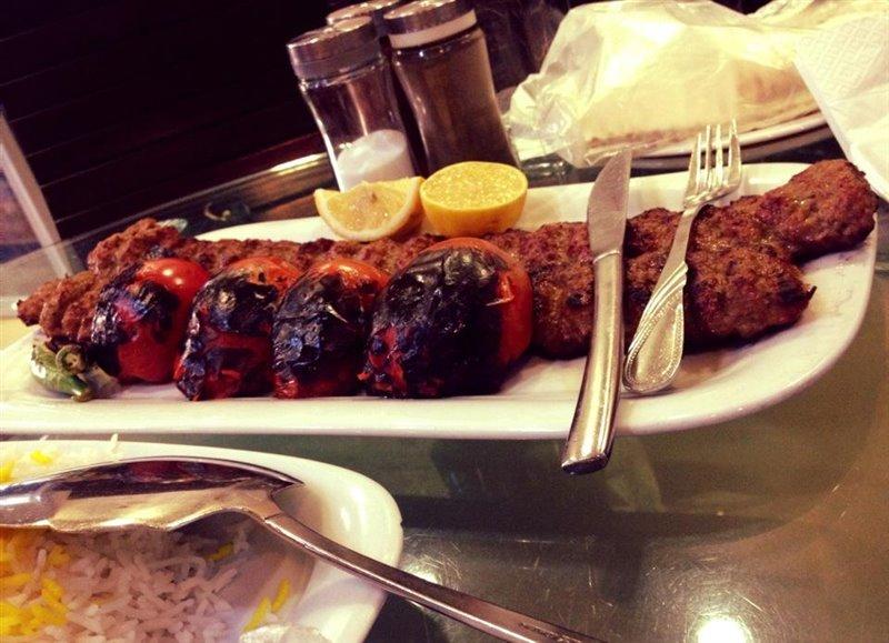 1-1 رستوران نوید تهران