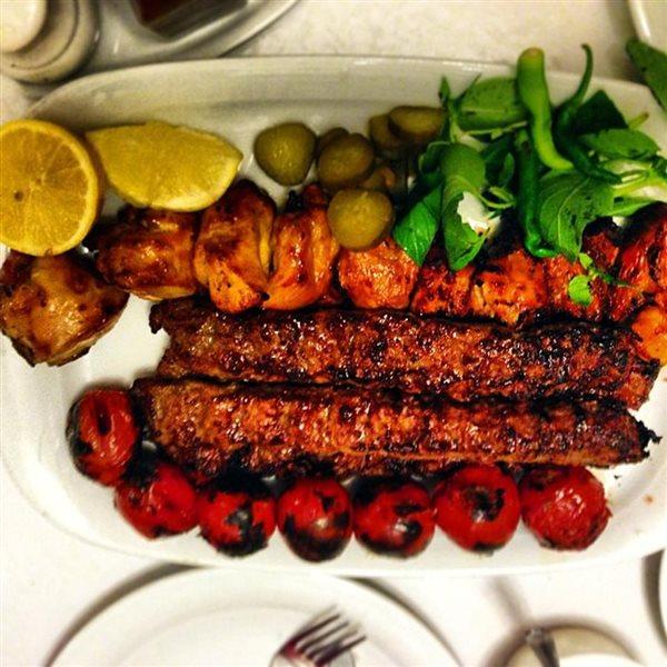رستوران ریحون تهران