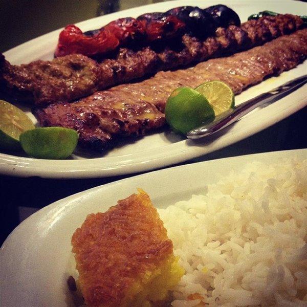 1-3 رستوران نوید تهران