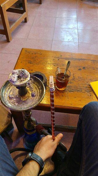 10-1-14 قهوه خانه ناجی بوشهری