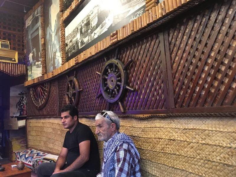 10-2-14 قهوه خانه ناجی بوشهری