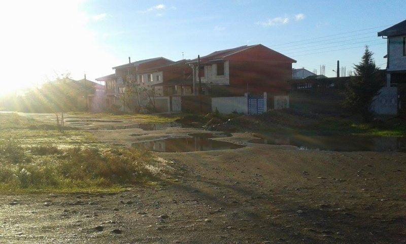 روستای سنگاچين