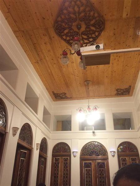 11-4-11 کافه کهن بوشهر