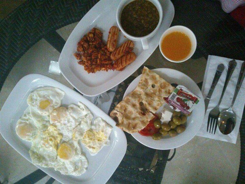 12-1 کافه رستوران دیپلمات تهران