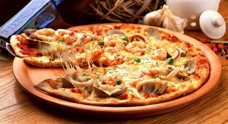 12-3 رستوران ایتالیایی میلاد تهران
