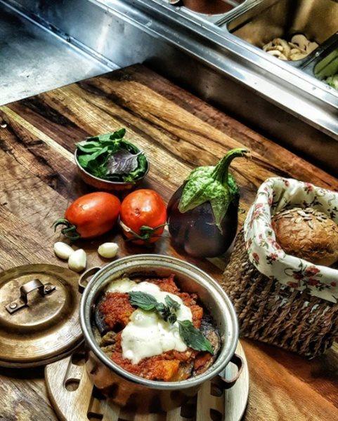 رستوران گشت تهران