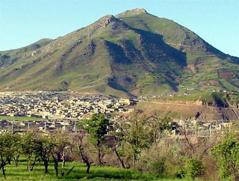 1239 کوه آربابا