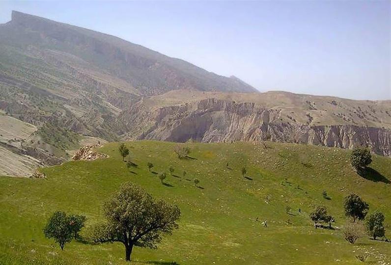 1257 روستای گرز لنگر