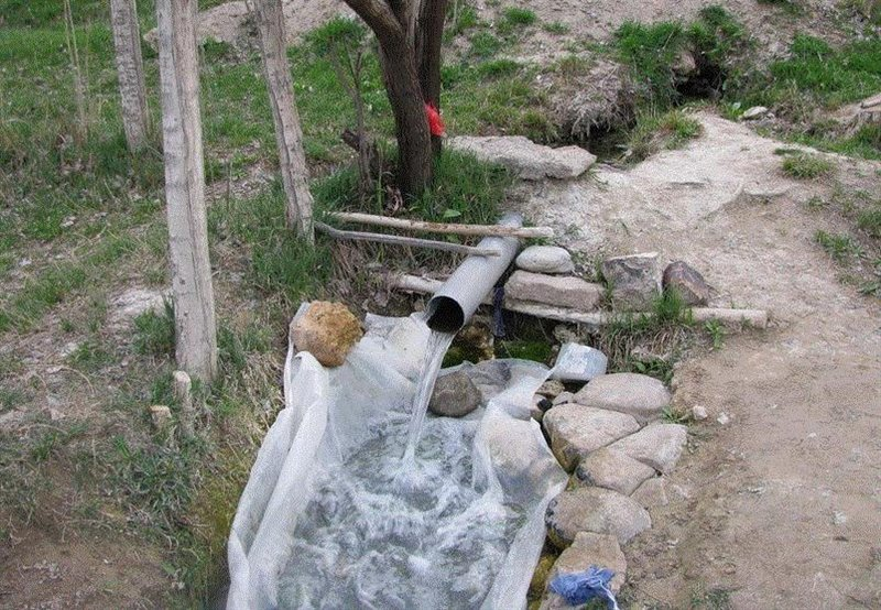 1290 چشمه آبگرم ایستی بلاغ