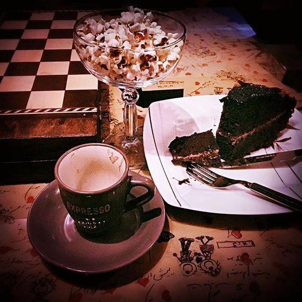 14-2 کافه کاکائو بیرجند