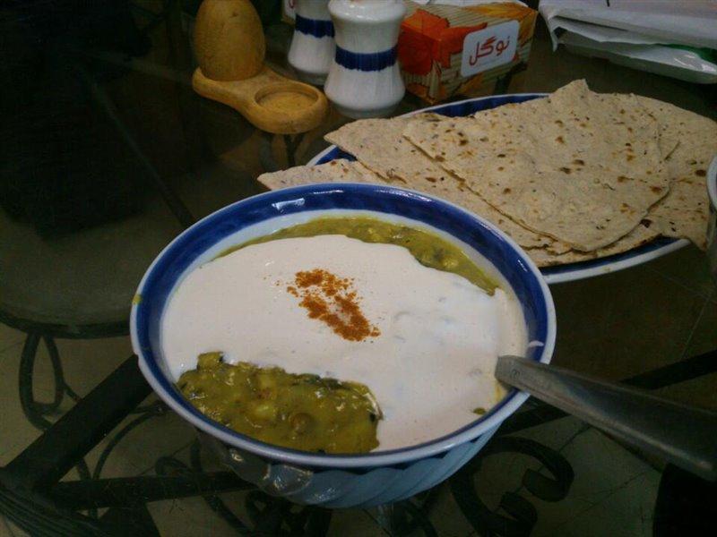 14-2 رستوران غذای سالم تهران