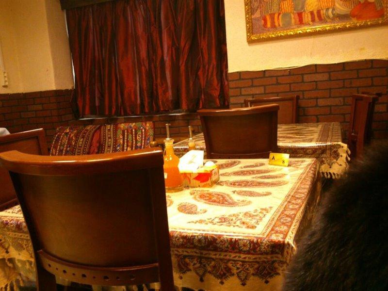 14-4 رستوران غذای سالم تهران