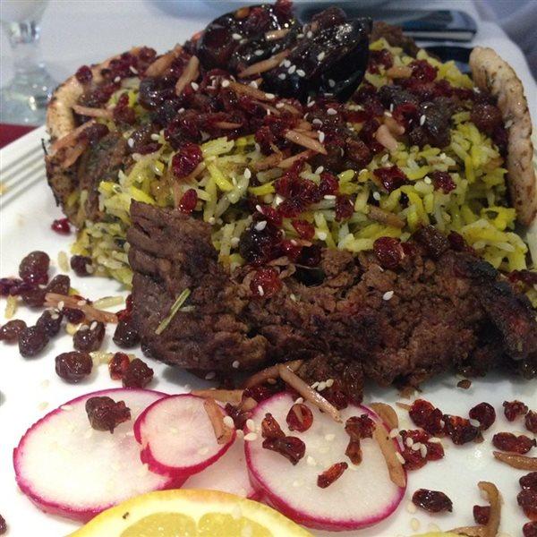 رستوران کازیوه تهران (رستوران کردی)
