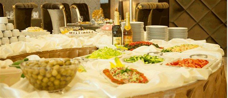 رستوران باران مشهد