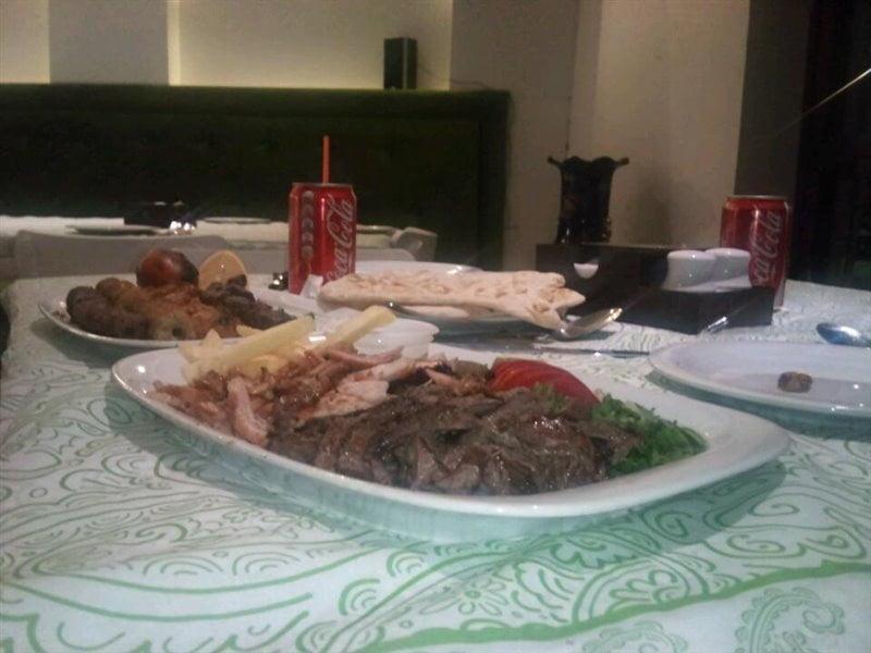 رستوران نسیم لبنان مشهد (زنبق)