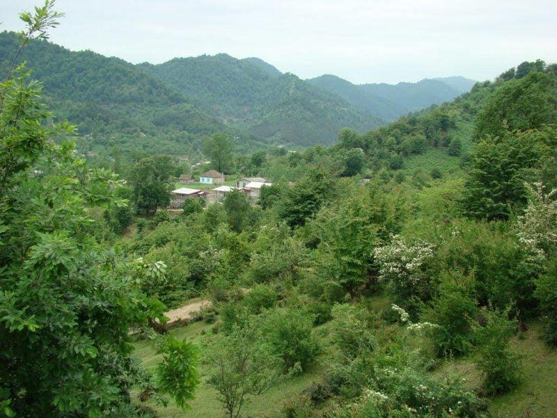 روستای كانرود آستارا