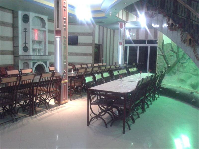 رستوران تخت جمشید شهرکرد