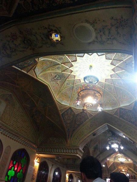 3-2 رستوران سنتی دف تهران