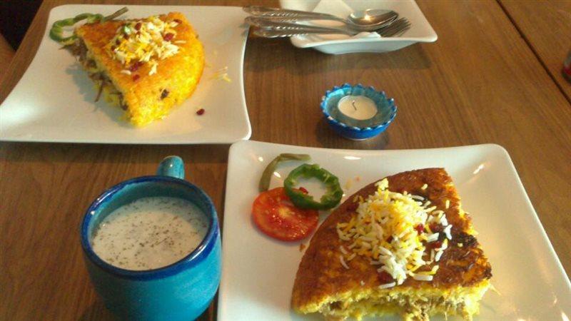 5-1 رستوران کافه غذا مشهد