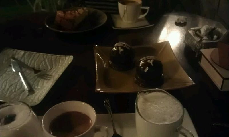 5-2 کافه فنجون مشهد