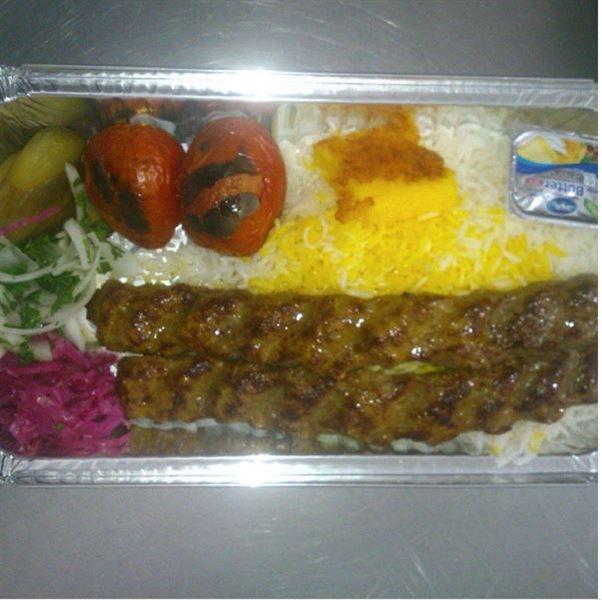 8-1-13 آشپزخانه و غذای آماده سفیر مشهد