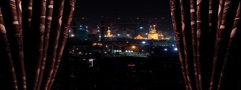 8-2 رستوران سنتی سی نور مشهد