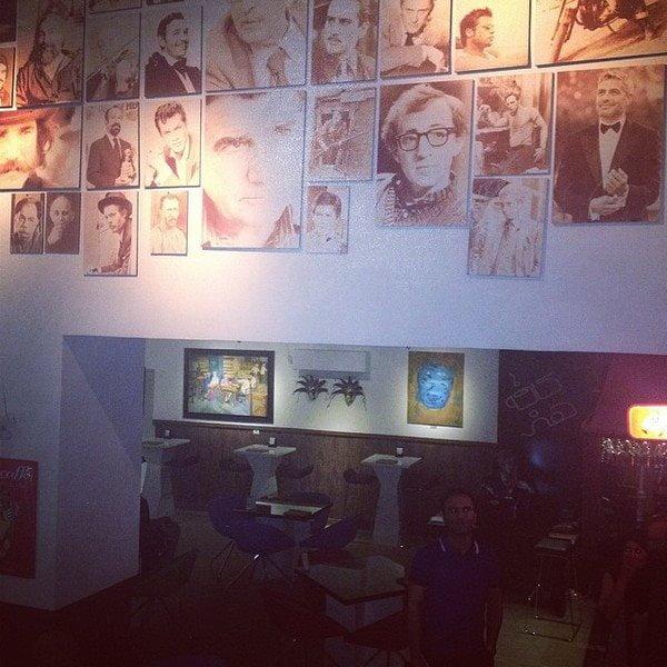 8-3-12 کافه هنر بوشهر