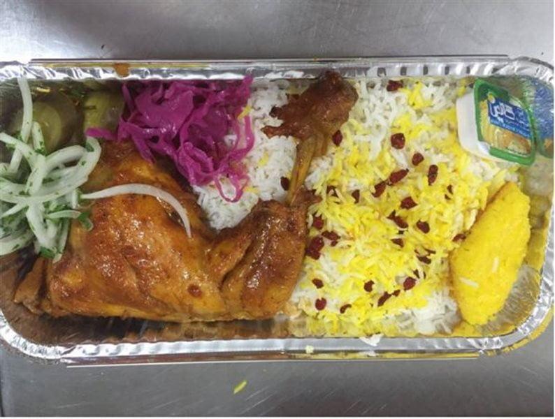 8-4-10 آشپزخانه و غذای آماده سفیر مشهد
