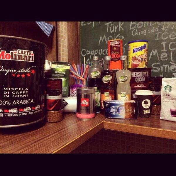 کافه کافه چی مشهد