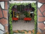 رستوران باغ مجنون طبس