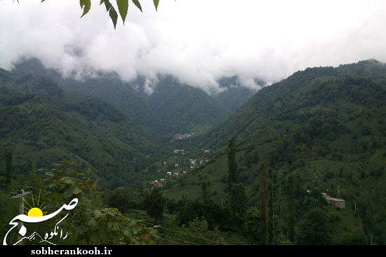 روستای بزکویه
