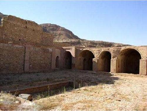 حمام قلعه پور اشرف