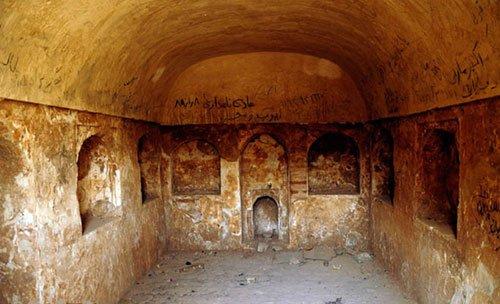 حمام قلعه کنجانچم